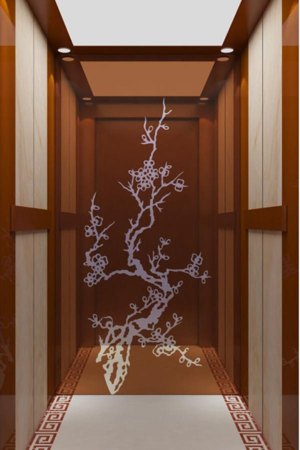 内蒙古DOER-V25新中式别墅电梯