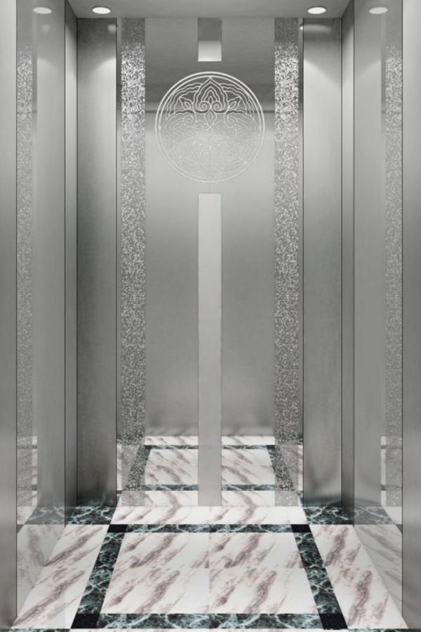 内蒙古DOER-V62现代简约别墅电梯