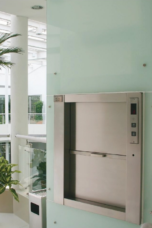 窗口式杂物电梯