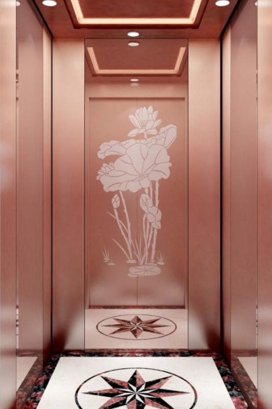 DOER-V11中式别墅电梯