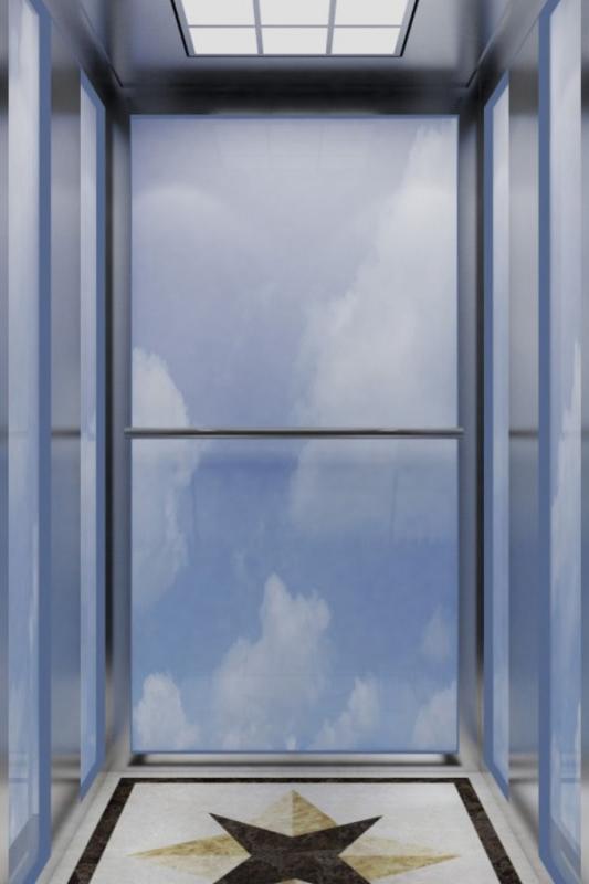 DOER-VO2现代简约别墅电梯