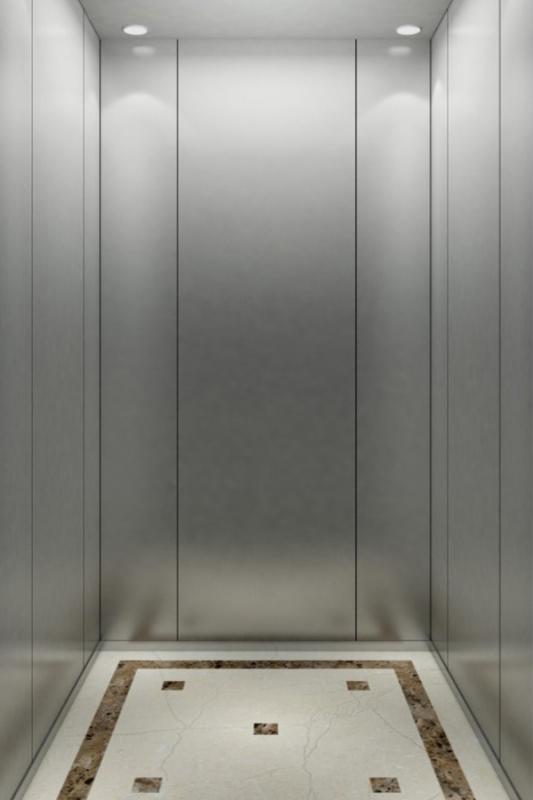 DOER-V01现代简约别墅电梯