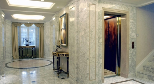 如何保养小型别墅电梯?